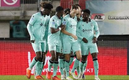 AZ-Willem II 5-3