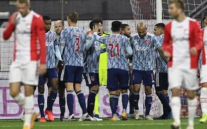 FC Emmen-Ajax 0-5