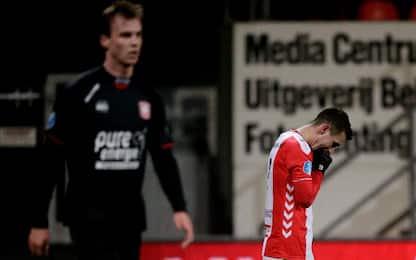 FC Emmen-FC Twente 2-0