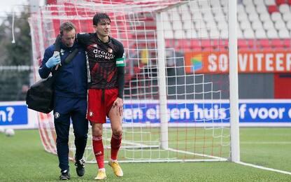FC Emmen-Feyenoord 2-3