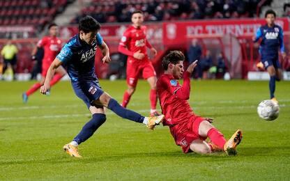 FC Twente-AZ 1-3