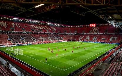 FC Twente-FC Emmen 1-1