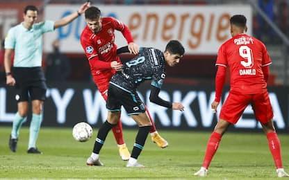 FC Twente-RKC Waalwijk 0-2