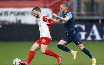 FC Utrecht-AZ 2-2