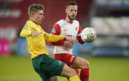 FC Utrecht-Fortuna Sittard 1-1