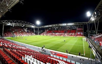 FC Utrecht-sc Heerenveen 1-1
