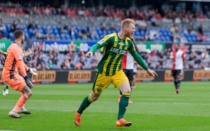 Feyenoord-ADO Den Haag 4-2