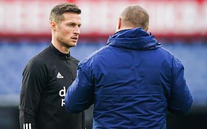 Feyenoord-FC Groningen 2-0