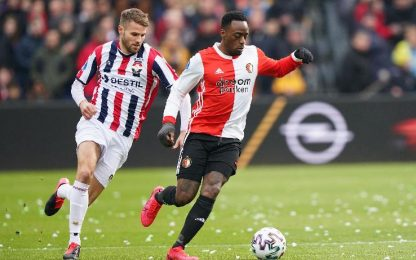 Feyenoord-Willem II 2-0