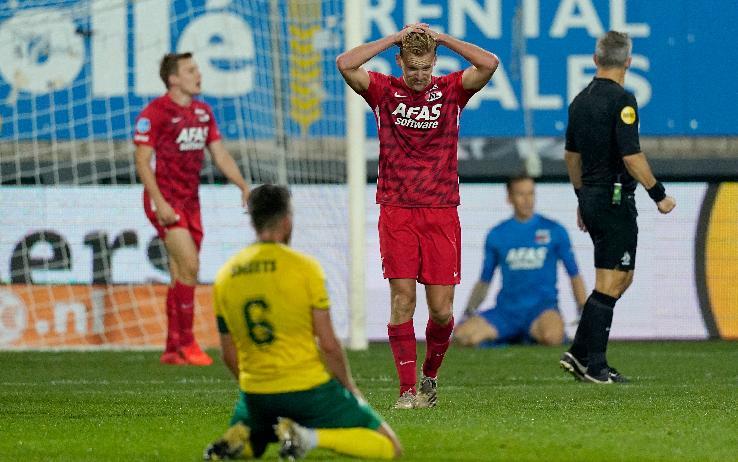 Fortuna Sittard AZ 3-3, gol e highlights di EREDIVISIE OLANDESE | Sky Sport