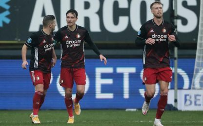 Fortuna Sittard-Feyenoord 1-3