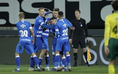 Fortuna Sittard-PEC Zwolle 2-2