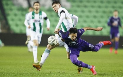 FC Groningen-Heracles Almelo 0-1
