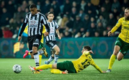 Heracles Almelo-Fortuna Sittard 2-0