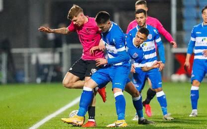 PEC Zwolle-FC Utrecht 1-1