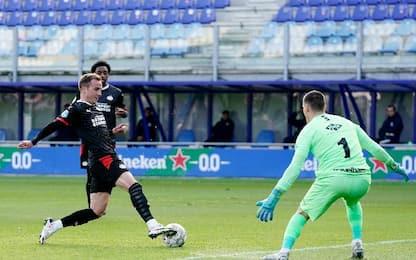 PEC Zwolle-PSV 0-3