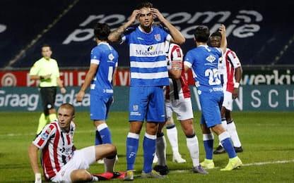 PEC Zwolle-Willem II 0-0