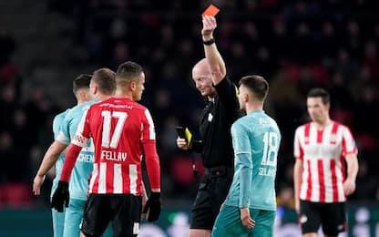 PSV-FC Twente 1-1