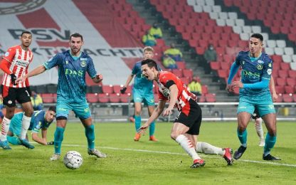 PSV-Sparta Rotterdam 1-0