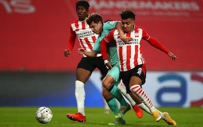 PSV-Willem II 3-0