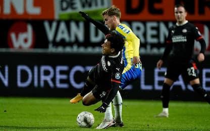 RKC Waalwijk-PSV 1-4