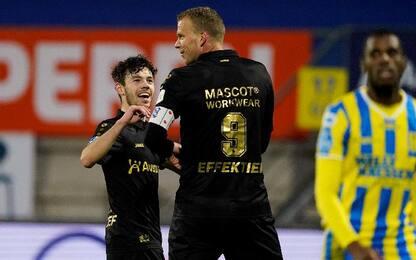 RKC Waalwijk-sc Heerenveen 1-1