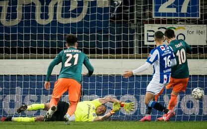 sc Heerenveen-Ajax 1-3