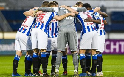 sc Heerenveen-AZ 0-3