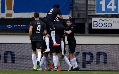 sc Heerenveen-Heracles Almelo 1-2