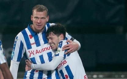 sc Heerenveen-PSV 2-2