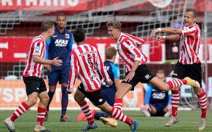Sparta Rotterdam-AZ 4-4
