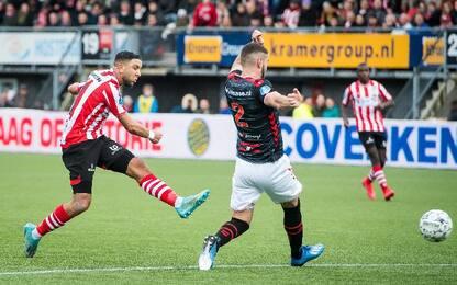 Sparta Rotterdam-FC Emmen 5-1