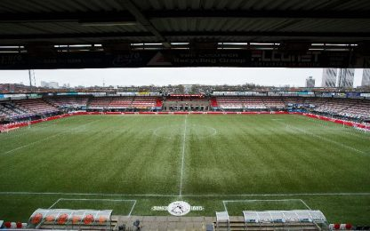 Sparta Rotterdam-FC Groningen 1-2