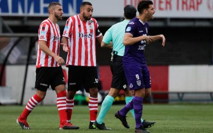 Sparta Rotterdam-Heracles Almelo 1-1