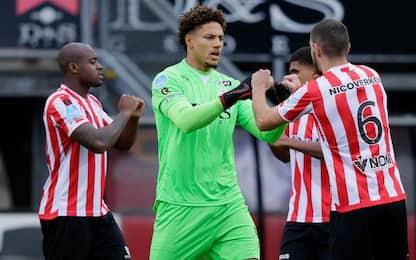 Sparta Rotterdam-sc Heerenveen 1-4