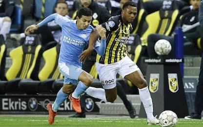 Vitesse-PSV 2-1