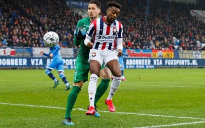 Willem II-Heracles Almelo 1-0