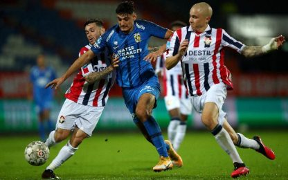 Willem II-Vitesse 1-3