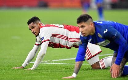 Ajax-Getafe 2-1