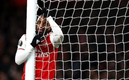 Arsenal-Olympiakos 0-1 (1-2 dts)