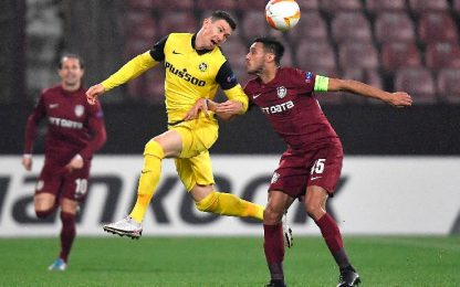 Cluj-Young Boys 1-1