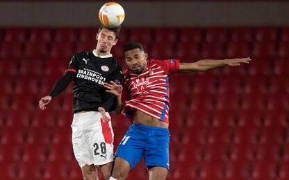 Granada CF-PSV 0-1