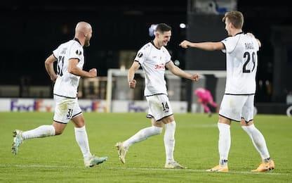 Linz-Ludogorets 4-3