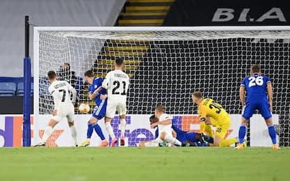Leicester-Zorya Luhansk 3-0