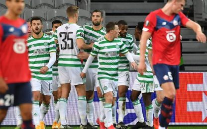 Lilla-Celtic 2-2