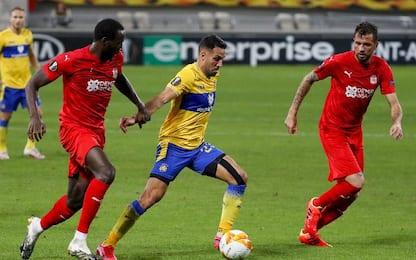 Maccabi Tel Aviv-Sivasspor 1-0