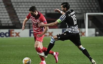 PAOK-Granada CF 0-0