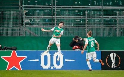 Rapid Vienna-Arsenal 1-2