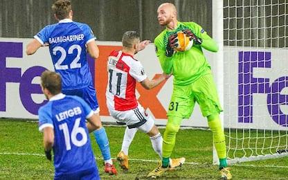 Wolfsberger-Feyenoord 1-0