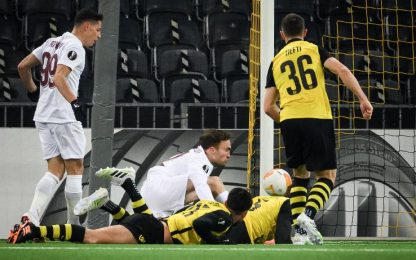 Young Boys-Cluj 2-1